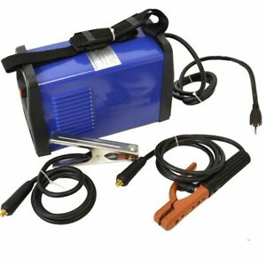 110v 200a Igbt Inverter Mma arc Welder 3 2 Rod Welding Machine All Accessories