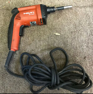 Used Hilti Sd 4500 High Speed Drywall Screwdriver Corded Drill