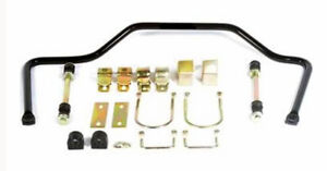 1966 1977 Ford Bronco 4wd 7 8 Front Sway Bar Kit Solid Bar Made In The Usa