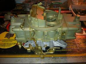Ford Holley 4150 4160 Carburetor Restoration Service For Your Carburetor Core