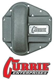 Currie Ent Heavy Duty Iron Front Differential Cover As Cast Fits Jeep Dana 60
