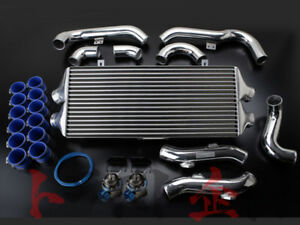 Greddy Front Mounted Intercooler Kit Type24f Silvia S15 Sr20det 12020211