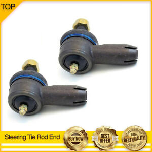 2pcs Mevotech Steering Tie Rod Ends Front Outer For 1988 1993 Volkswagen Fox