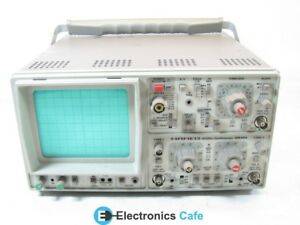 Hameg Hm604 60 Mhz Oscilloscope specialty collectible