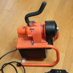 General Drain Cleaner Sewer Machine Model I 95 Used