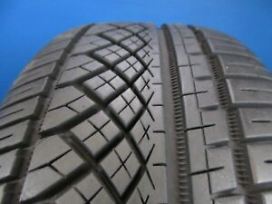 Used Continental Extremecontact Dws 225 45zr 17 9 32 High Tread No Patch 1078c