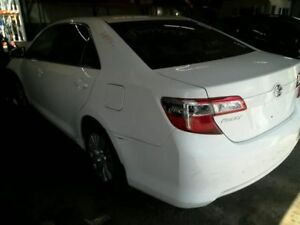 Camry 2012 Seat Rear 308167