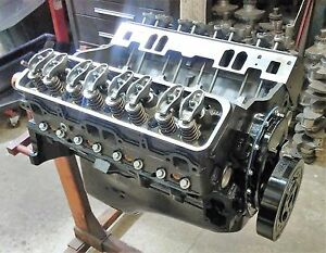 400 Hp 383 Chevy Stroker Engine Motor With New Vortec Heads Roller Cam