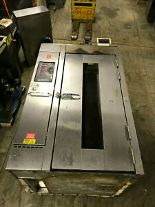 Hobart Natural Gas Hba1g Single Rack Bakery Roll In Oven