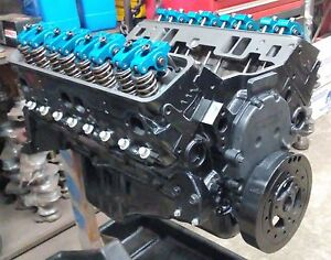 400 Hp 383 Chevy Stroker Engine Motor With New Vortec Heads Roller Rockers