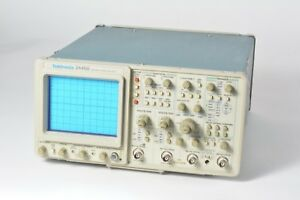 As Is Tektronix 2445b 150mhz Oscilloscope No Traces