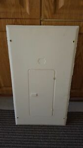 Fpe Federal Pacific Electric Breaker Panel Door Cover 125 Amp L125 2024c