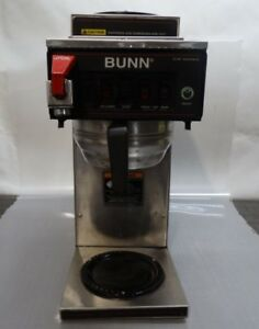 Bunn Coffee Maker 12 Cup Automatic Brewer Cwtf15 Cw Series For Parts Or Repair