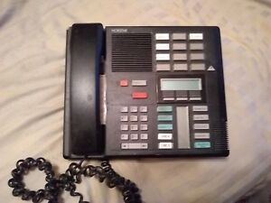 Lot Of 3 Nortel Norstar M7310 Phone System Display Phones