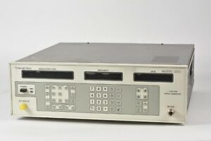 As Is Wavetek 3510b 1 1000 Mhz Signal Generator