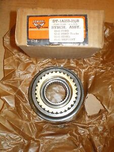 49 62 Ford 59 60 Edsel 57 62 Truck 3 Speed Trans 2nd 3rd Gear Synchronizer