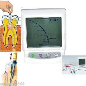 Dental Apex Locator Root Canal Finder Endodontic Oral Teeth Tool Dentist Mouth A