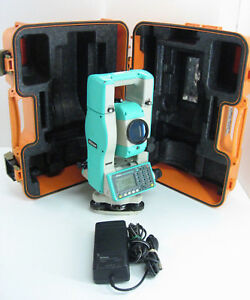 Nikon Dtm 522 Total Station For Surveying One Month Warranty