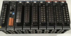 Toshiba Ex100 Plc With Input Output Modules Programmable Logic Controller Comple