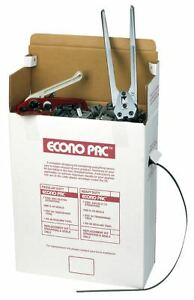 Pac Strapping Products Strapping Kit Embossed 9000 Ft L Ep48
