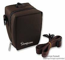 Simpson 00836 Analog Multimeter Case