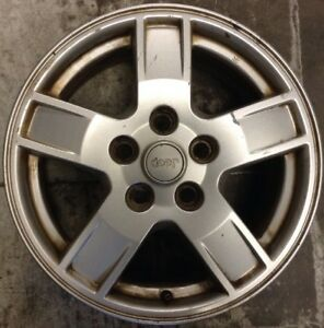 Jeep Grand Cherokee 2005 2006 2007 9053 Aluminum Oem Wheel Rim 17 X 7 5 B