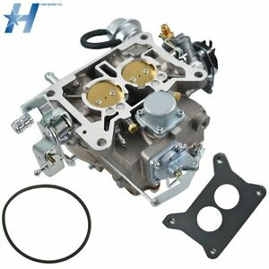 2 barrel Carburetor Carb 2100 Engine For Ford F100 F250 F350 289 302 351 Cu Jeep