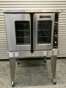 Full Size Electric Convection Oven Garland Master 200 5614 Commercial Nsf Usa