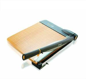 Heavy Duty Paper Cutter Trimmer Slicer Office Paper Cutting Machine 15 Inch