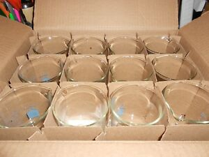 10 400ml Pyrex Beakers In Original Box Lab Glassware