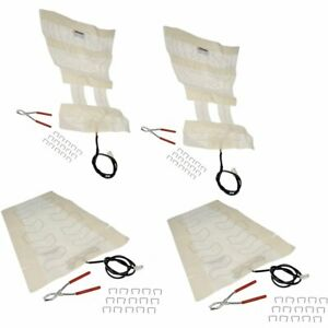 Dorman Seat Heat Pads Set Of 4 New Ford Expedition 1998 2002 Set rb641208