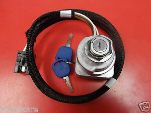 Ford Tractor Ignition Key Switch 5640 6640 7740 8240 8360 7840 8560 F0nn11n501aa