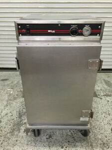 Insulated Half Size Heated Holding Warming Cabinet Bevles Ca43 7959 Food Warmer