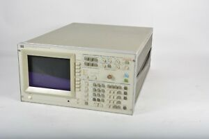Hp Agilent 4194a Network Spectrum Impedance Gain Phase Analyzer