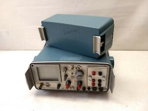 Tektronix 1503 Tdr Cable Tester W 016 0606 00 X y Output Module