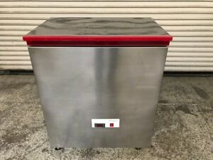 Chest Blast Freezer On Wheels Strada Drier S 2 7426 Commercial Rapid Ice Cream