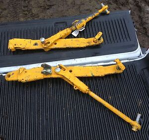 Large Tractor 3pt Arms 3 Point Heavy Duty As Pictured 4 John Deere 210 Cat