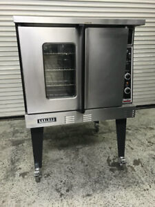 Single Deck Gas Convection Oven Garland Master 200 7969 Commercial Restaurant