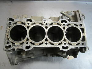 Blh12 Bare Engine Block 2005 Ford Escape 2 3 5l8g6015af