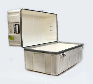 Parker Sc3518 155 Hard Plastic Shipping Case Container 36 X 20 X 20 75