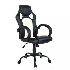 New Office Chair Pu Gaming Chair High Back Racing Chair Swivel Computer Chair