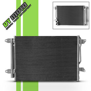 New Ac A c Condenser For 2011 2015 Volkswagen Jetta 13 15 Beetle 3889 Vw3030132