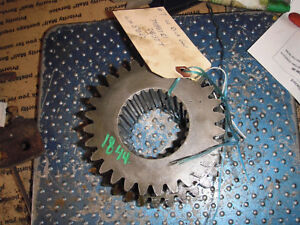 Ih Farmall Low Drive Gear 706 806 1206 756 856 More Lot1844