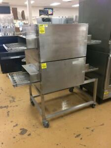 Lincoln 1116 062 ar Double Stack Pizza Ovens Conveyor Bake Natural Gas