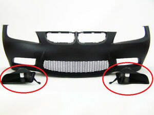 Bmw 3 Series E90 Air Ducts For M3 Style Front Bumpers