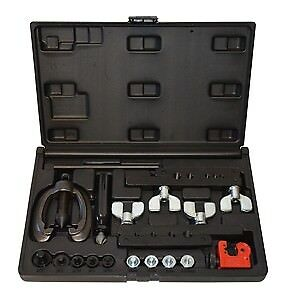 Calvan Alstart 82900 Double And Bubble Flaring Tool Kit Metric And Sae