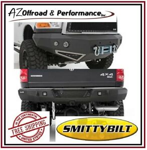 Smittybilt M1 Front 612800 Rear 614800 Bumpers For 06 09 Dodge Ram 2500 3500