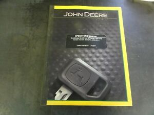 John Deere Snowthrower For Lx And Gt Series Tractors Operators Manual