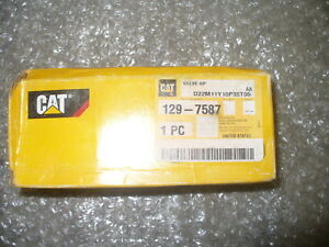 Caterpillar Valve Group P n 129 7587