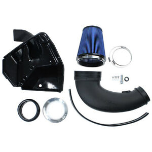 Ford Racing M9603m50cj Mustang Cold Air Intake Kit Black Cobra Jet Manual Transm
